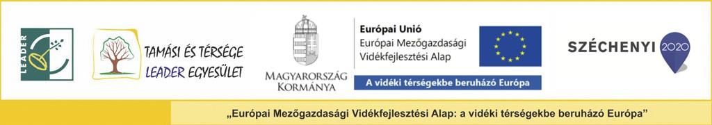 Tamási és Térsége LEADER Egyesület Logo