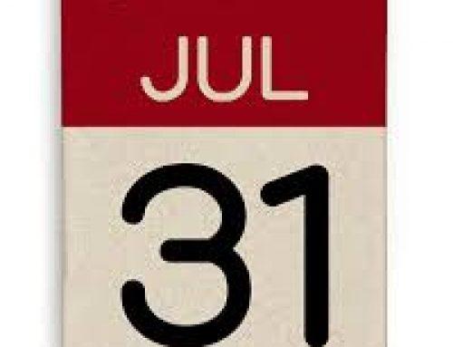 Pályázat beadási határidő – 2018.07.31.